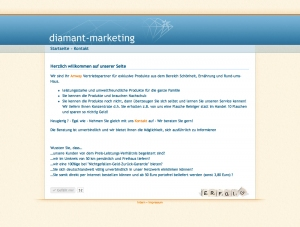 Diamant-Marketing